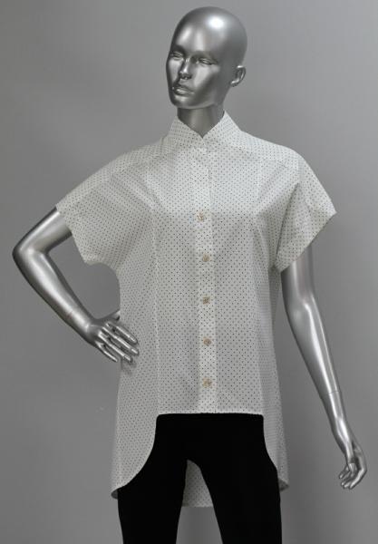 Рубашка А63 Молочный