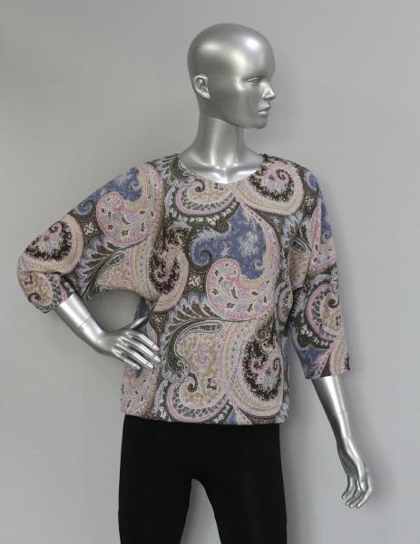 Блуза ТР109 Барбари/Розовый