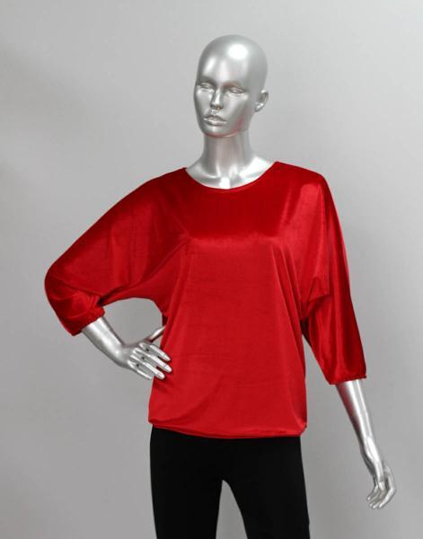 Блуза ТР99.1 Красный