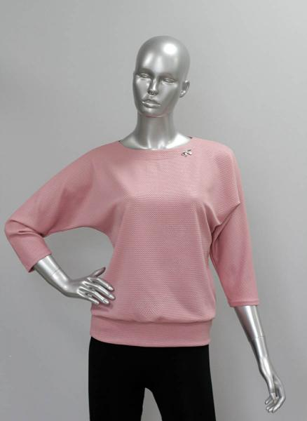 Блуза ТР47.1 Розовое серебро