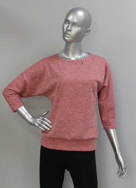 Блуза ТР47.1 Розовый коралл