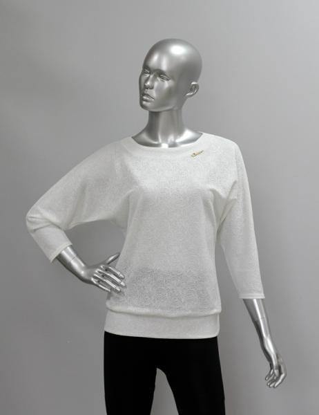 Блуза ТР47.1 Молочные узоры