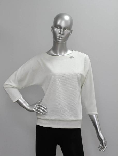 Блуза ТР47.1 Белое серебро