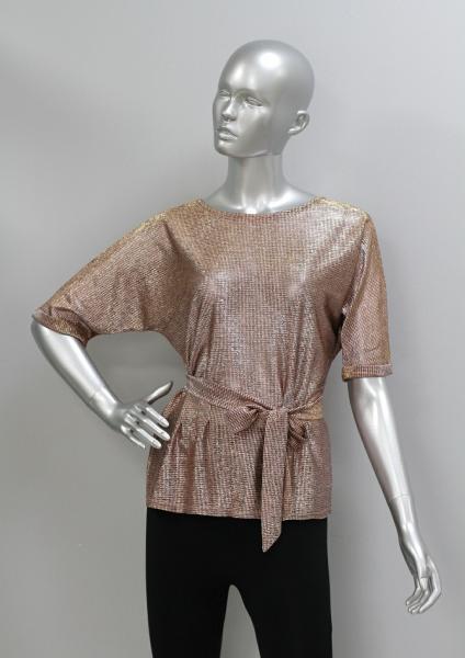 Блуза ТР115 Металлик