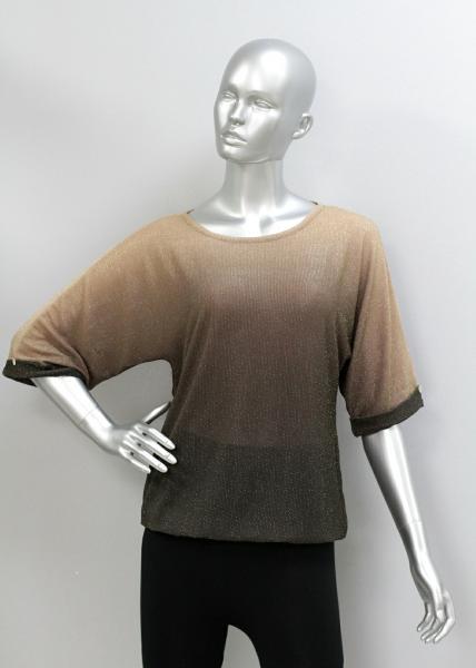 Блуза ТР114 Кофе