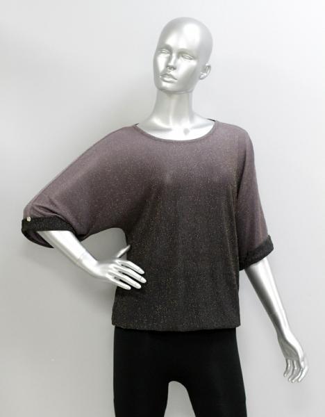 Блуза ТР114 Дымка