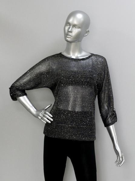 Блуза ТР112 Пайетки