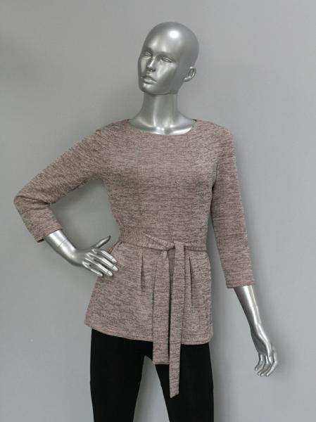 Блуза ТР110 Розовая вуаль