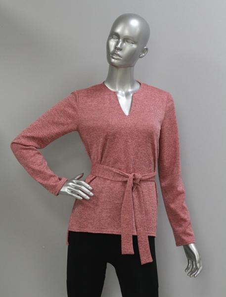 Блуза ТР108 Розовый коралл
