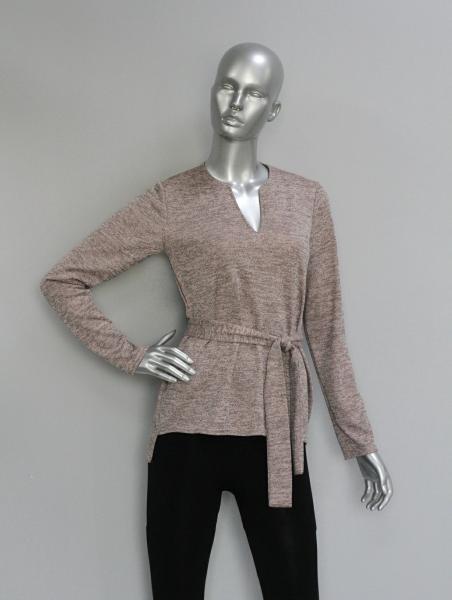 Блуза ТР108 Розовая вуаль