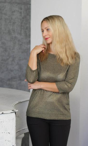 Блуза ТР101 Люрекс