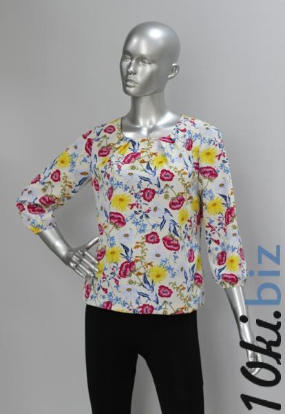 Блуза A61 Одуванчики Рубашки женские на рынке Восток в Новосибирске