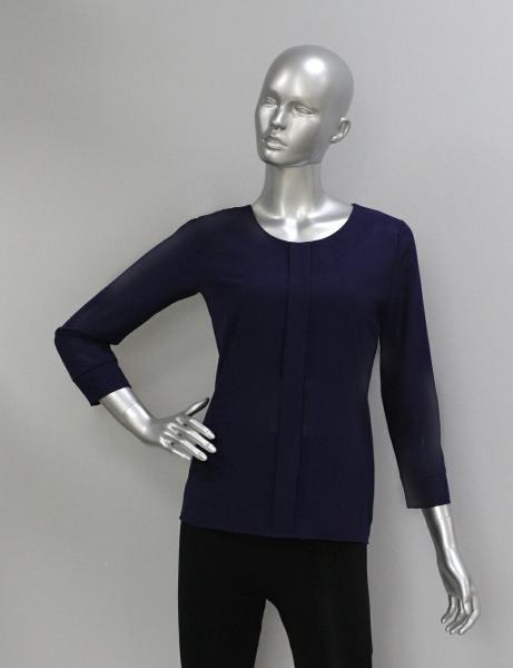 Блуза A58 Синий