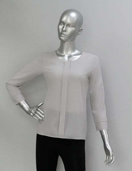 Блуза A58 Дымка