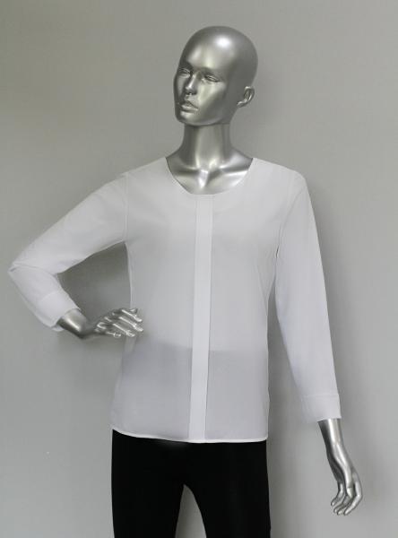 Блуза A58 Белый