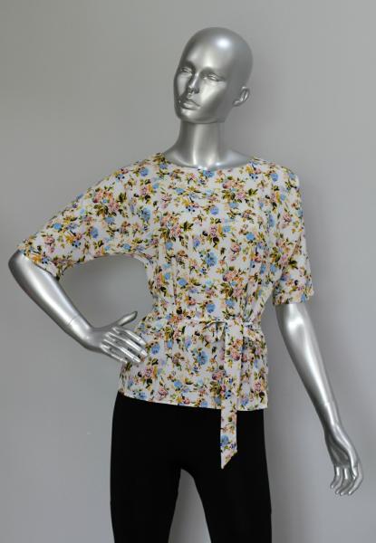 Блуза A54 Розочки