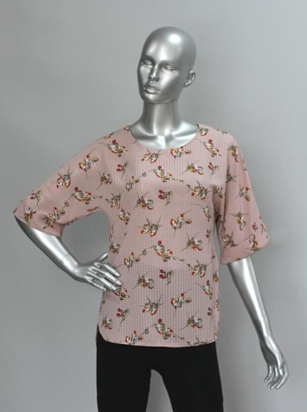 Блуза A39 Весенний Краш