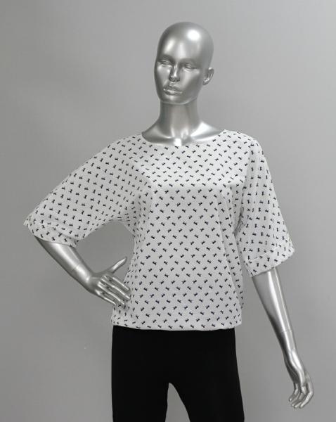 Фото Блузы Блуза A36.1 Рисунок