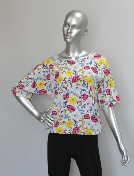 Фото Блузы Блуза A36.1 Одуванчики