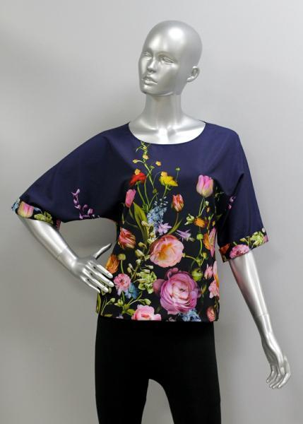 Фото Блузы Блуза A36.1 Поляна/купон
