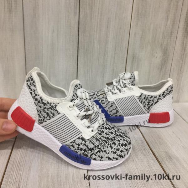 Фото Детские кроссовки, Летние кроссовки Кроссовки летние детские Adidas белые
