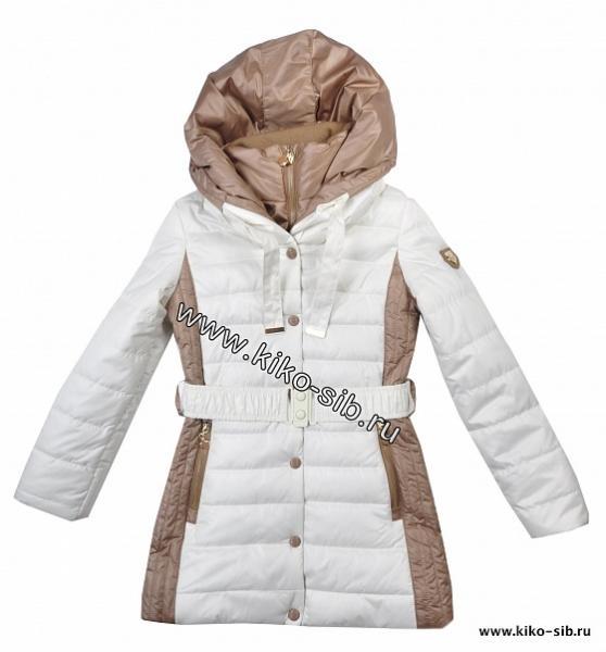Фото KIKO, Весна, Девочки, Пальто,куртки Пальто 3540 М