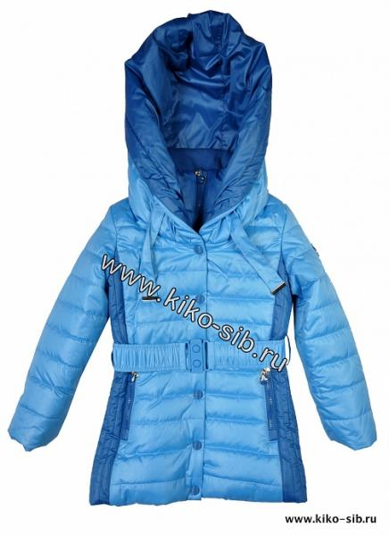 Фото KIKO, Весна, Девочки, Пальто,куртки Пальто 3540 Б