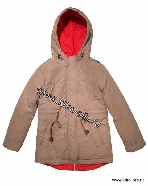 Куртка для девочки на синтепоне B-1819