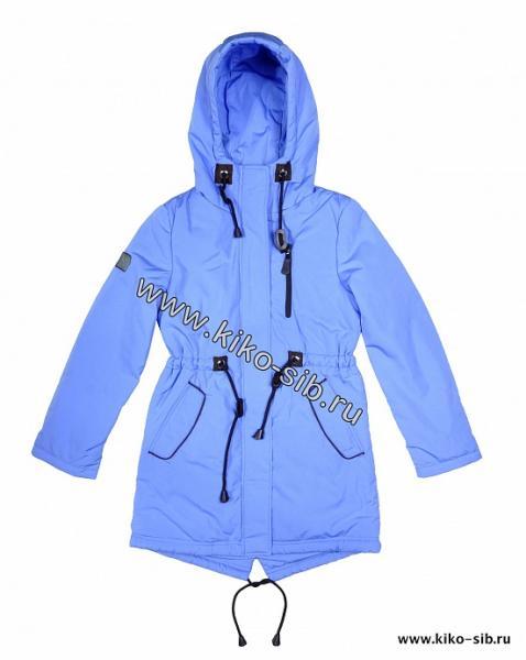 Фото KIKO, Весна, Девочки, Пальто,куртки Пальто 4311 Б