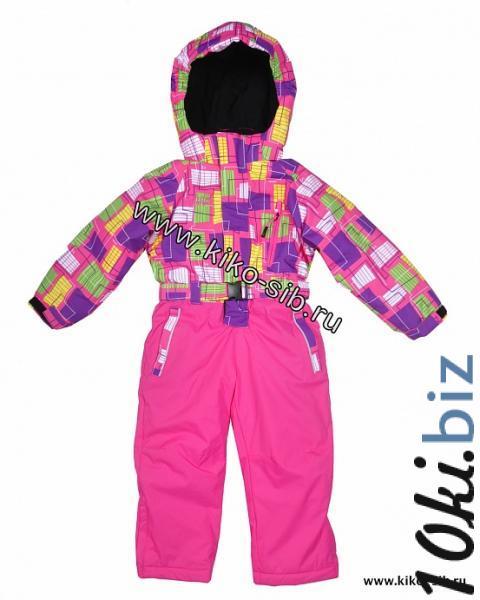 *Комбинезон 308 Комбинезоны, полукомбинезоны зимние для девочек на рынке Восток в Новосибирске