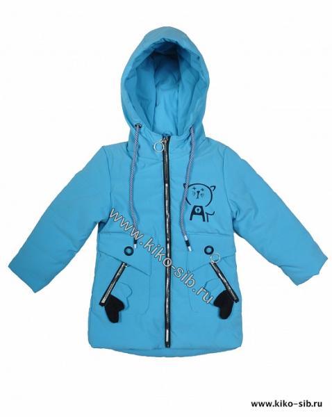 Пальто для девочки 8753