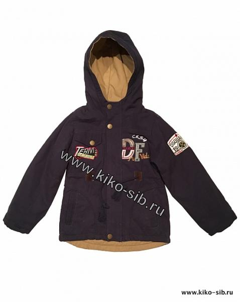 52F Куртка для мальчика на синтепоне