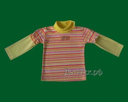 Фото Кофточка, рубашка. водолазка Кофточка (Водолазка) НИ002