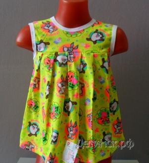 Платье дет. ТК004