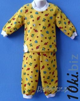 Пижама РФ001 Пижамы детские для девочек на рынке Восток в Новосибирске