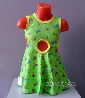 Платье дет. ТК002