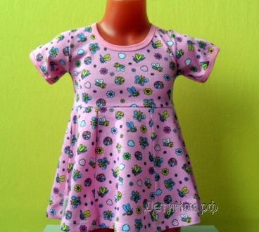 Платье дет. ТК001