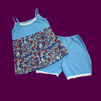 Фото Пижама, Боди, Комбенизоны, Халат, Юбка, Пижама, Сорочка детская Пижама ОК005