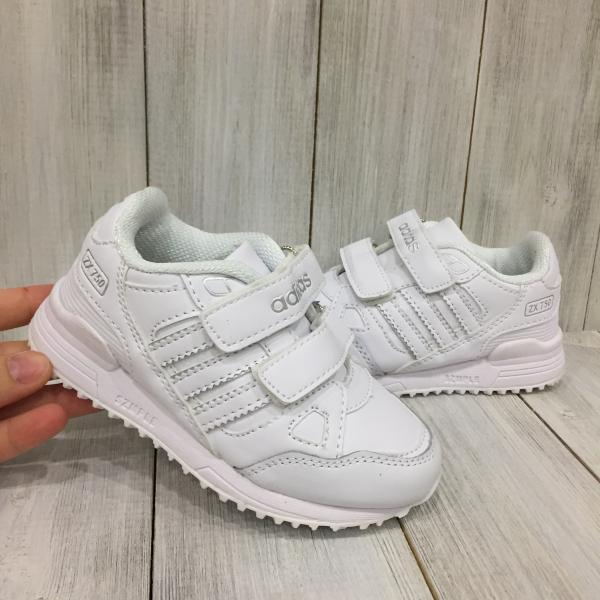 Кроссовки детские Adidas белые