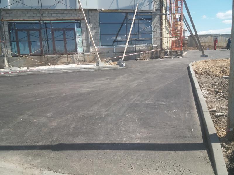 Асфальтирование в Тольятти от 1000 руб м2