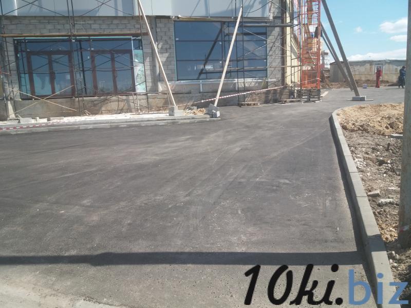 Асфальтирование в Тольятти от 1000 руб м2 Услуги по строительству в Самаре