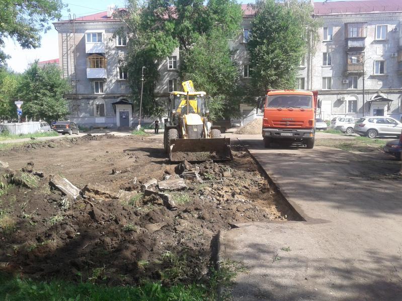 Асфальтирование в Новокуйбышевске от 650руб м2