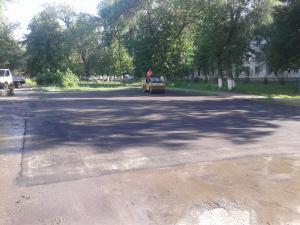 Фото  Асфальтирование в Новокуйбышевске от 650руб м2