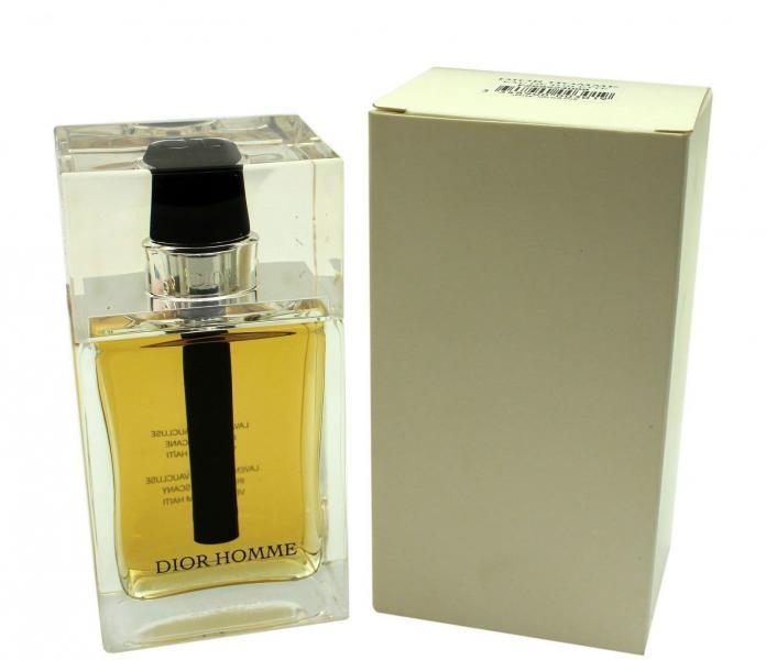 Духи Christian Dior - Dior Homme Tester Для Мужчин 100 ml