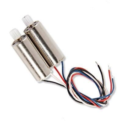 Мотор для квадрокоптера JD509, JDX509W, JDX510G, правого и левого вращения. CW, CCW. Цена за один мотор.