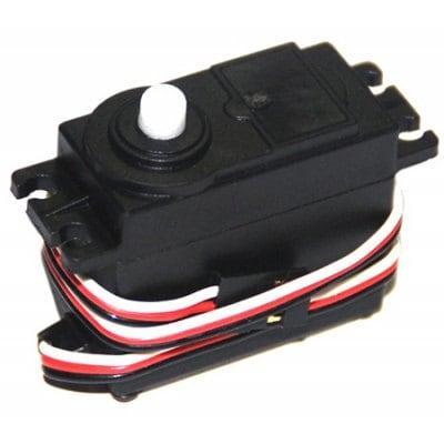 Сервопривод стандартный большой для машинок 1/10, 1/12, 3,5кг, Для машинок 10421-S 10427-S.