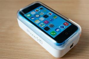 Фото   iPhone 5С 32gb CPO  (востановленный)