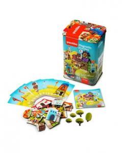 Фото Игрушки, Развивающие игрушки, Пазлы  МАГНИТНЫЕ ПАЗЛЫ