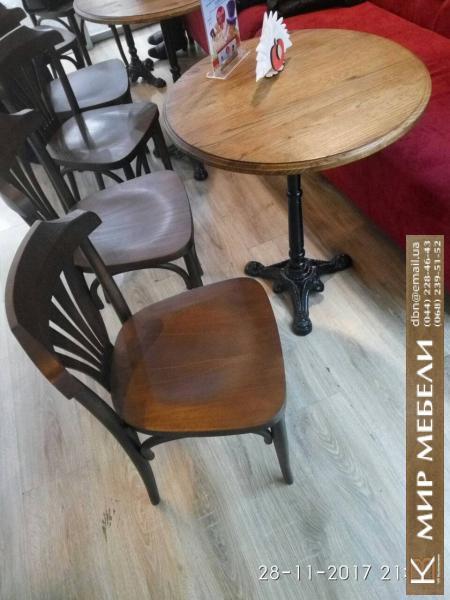 Фото  База для стола из чугуна Монпелье. Опоры для столов по самым низким ценам