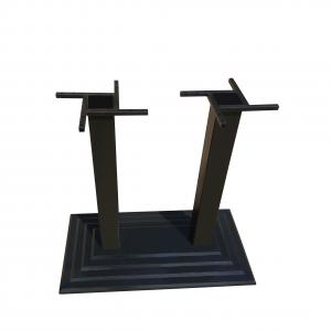 Опора для прямоугольного стола Леман Дабл . Базы для столов по самым низким ценам